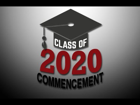 Pierz Healy High School Commencement May 2020