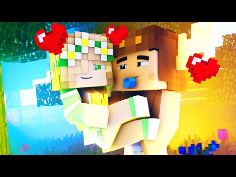 Minecraft Daycare - BABY GETS GIRLFRIEND !?