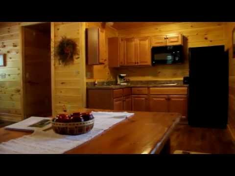 Refreshing Mountain Cabins in Lancaster County, Pa