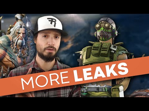 Why Is Everything Leaking? Apex Legends, Fallout, & more. Diablo Immortal Release Date soon? thumbnail
