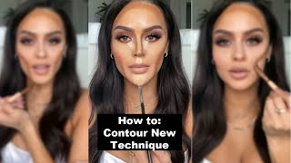 How to Contour the NEW way!