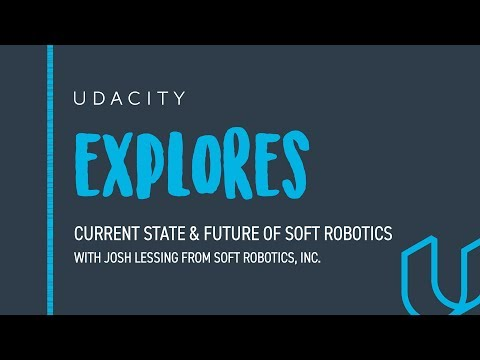 Current State and Future of Soft Robotics with Josh Lessing from Soft Robotics, Inc.