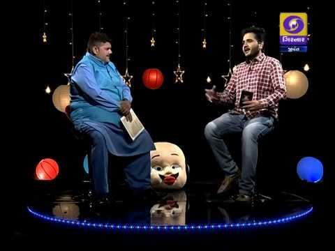 Mission Manoranjan LIVE Phone In program with Jignesh Modi, Chello Divas fame GHANSHYAM SIR