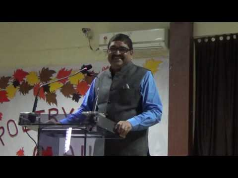 Inaugural Session of World Poetry Day and Poetry Recitation by Prof. Sojoy Dutta Roy