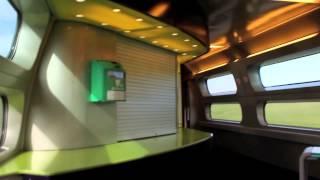 Thalys TGV Brussels Midi to Paris Nord
