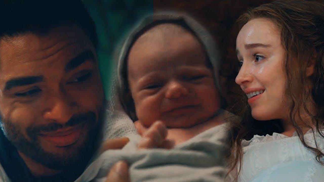 Download How Simon & Daphne Baby Changes Bridgerton Season 2 Story In A Crucial Way