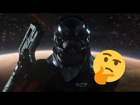 Do you Need to Play the Trilogy Before Andromeda? Well...