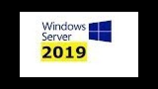 Active Directory Installation On Windows Server 2019 Using Project Honululu