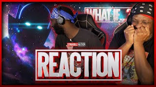 Marvel Studios' What If...? | Official Trailer Reaction