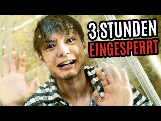 3 STUNDEN EINGESPERRT (Tür eingetreten!!) | Die Lochis