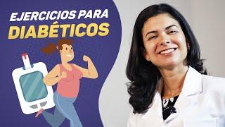 LOS MEJORES EJERCICIOS PARA DIABÉTICOS