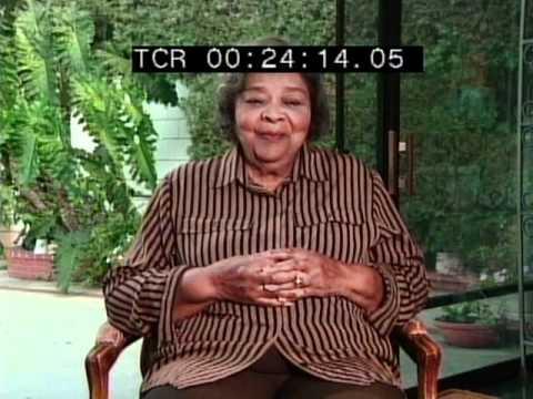 Juanita Moore 1999  Part 3 of 3