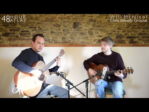 Will Mcnicol & Chris Woods and Richie Carr - The Drawingroom 05/03/2016