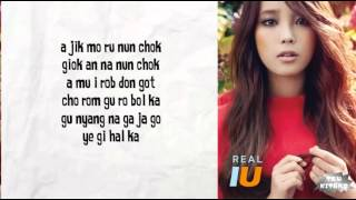 Video IU - Good Day Lyrics (easy lyrics) download MP3, 3GP, MP4, WEBM, AVI, FLV Juni 2018
