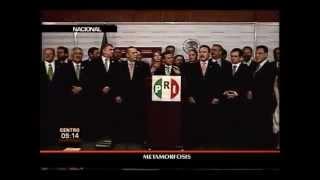 Legisladores del PRI realizarán cambios a la Reforma Hacendaria de EPN