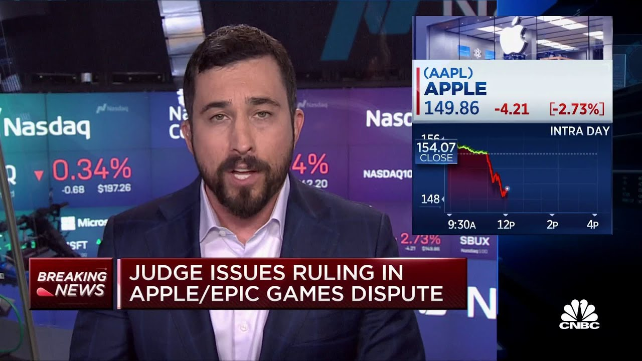 Why Apple Didn't Lose in the Epic Games Ruling