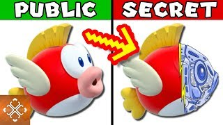 10 DARK SECRETS About Cheep Cheep Nintendo Tried To Hide