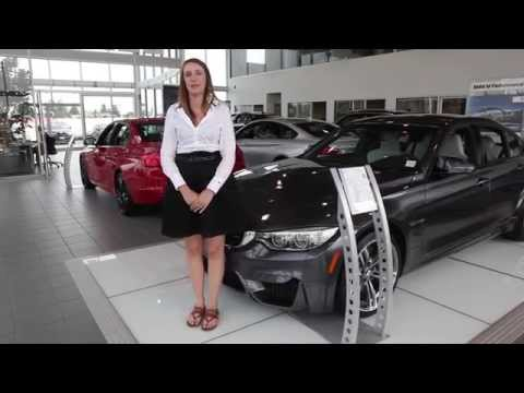 Lindsay Newton - Sales Professional at Budds' BMW Hamilton