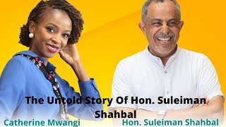 The Untold Story Of Businessman-cum Politician Hon. Suleiman Shahbal: Whats Your Story