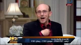 العاشرة مساء الفنان محمد صبحى يروى كيف اكتشف موهبة اركان فؤاد وتعليمه فن التمثيل