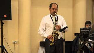 Такой игры на саксофоне я еще не слышал, впечатления невероятные!