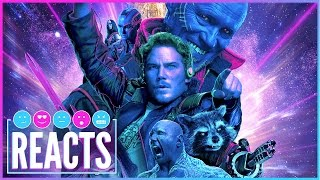 Guardians of the Galaxy Vol. 2 - Kinda Funny Reacts