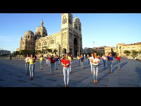 Nhanhado Flashmob Kizladies - Filomena Maricoa