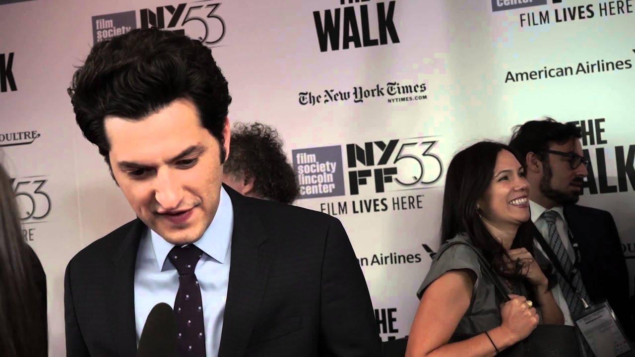 Ben Schwartz | 'The Walk' Red Carpet | NYFF53
