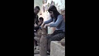 Экскурсия на фабрику керамики в Турции.