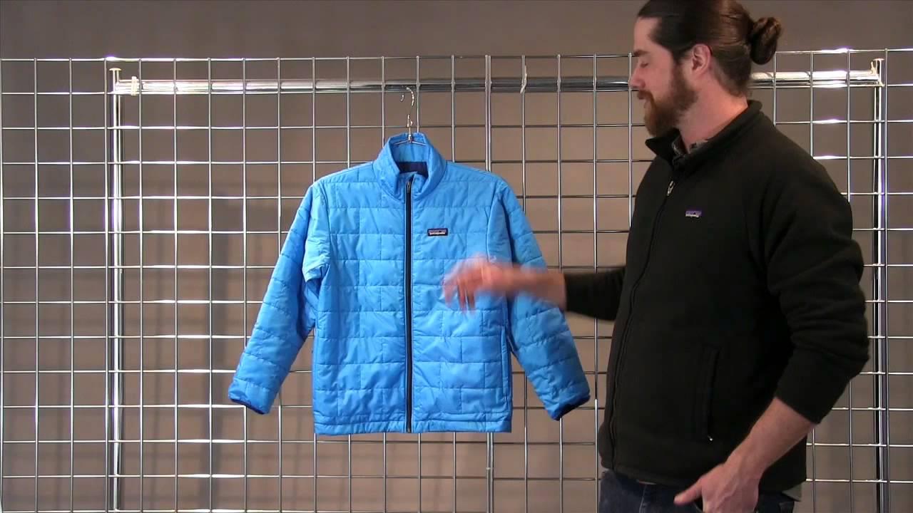 e0507c670 Patagonia Boys Nano Puff Jacket 2015-2016
