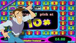 £91.10 MEGA BIG WIN (456 X STAKE) SUPER JACKPOT PARTY™ - BEST BONUS ONLINE CASINO SLOT GAMES
