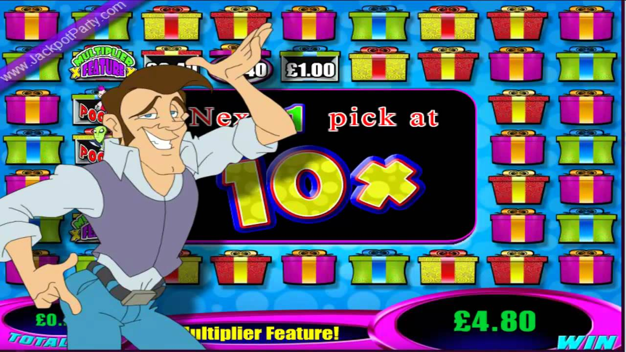 play jackpot party slot machine online wizards win