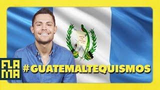 Guatemalan Slang