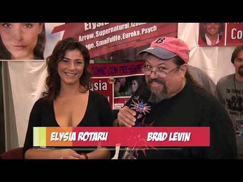 Elysia Rotaru Talks Arrow  Comics, Beer & Scifi