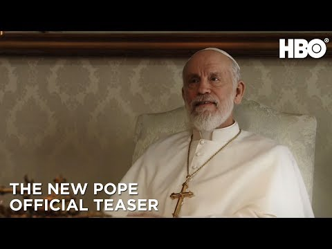 The New Pope (2019): Official Tease 2 | HBO