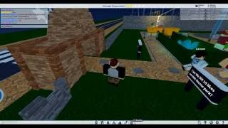[ROBLOX] How to get jailed Achievement on theme park tycoon 2