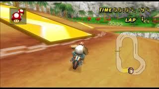 [Mario Kart Wii 300cc TAS] DS Yoshi Falls 29:805