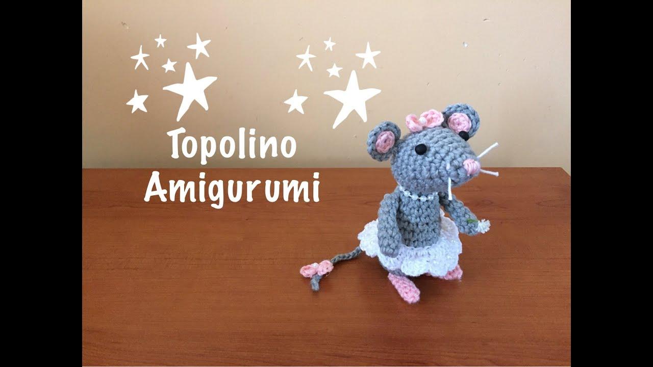 Topo gigio | Patrones amigurumi, Ganchillo amigurumi, Amigurumi ... | 720x1280