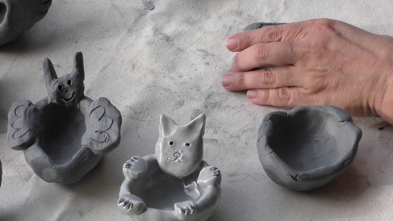 pinch pot animal 2nd grade youtube