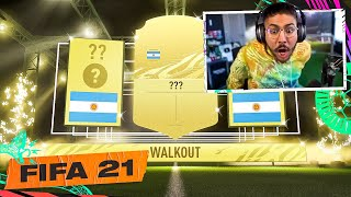 FIRST FIFA 21 PACK OPENING!! FIFA 21