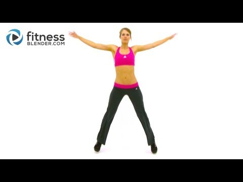 Calorie Blasting Cardio Boot Camp Workout Fat Loss Workout at Home