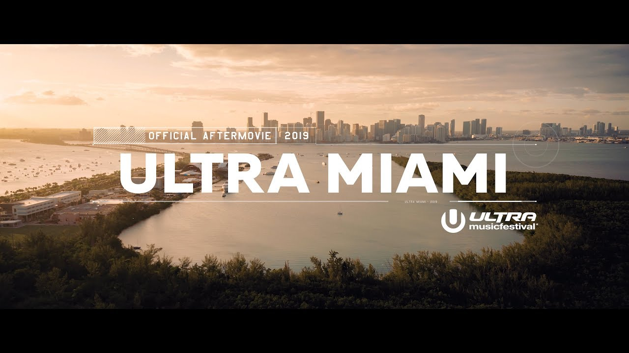Relive the Ultra Music Festival experience with the official 2019 Aftermovie in 4K!