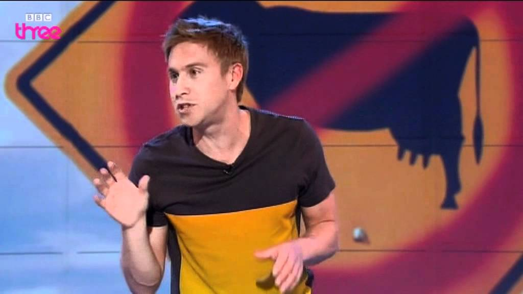 Get Me a Pig and a Hammer... - Russell Howard's Good News - Series 6 Episode 1 - BBC Three