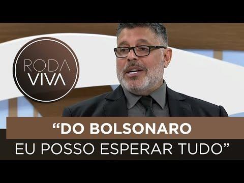 Alexandre Frota fala sobre discordâncias com Jair Bolsonaro