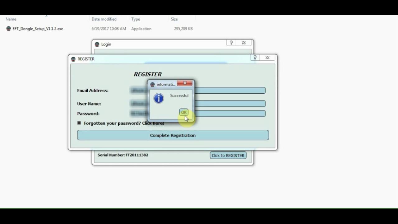 Eft Register