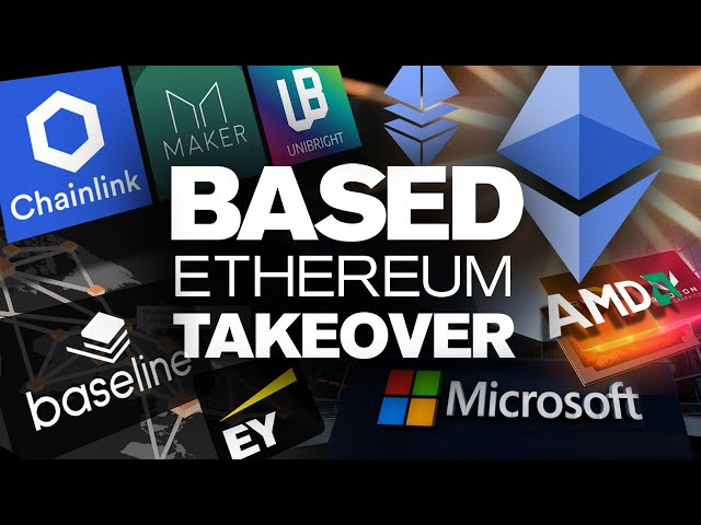 Ethereum Will Take Over Enterprise w/ 3 Altcoins! Who? When?