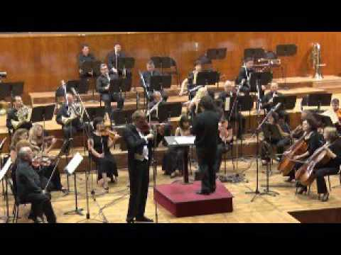 Mendelssohn Violin Concerto E Minor OP.64 지휘 이영칠State opera orchestra Plovdiv