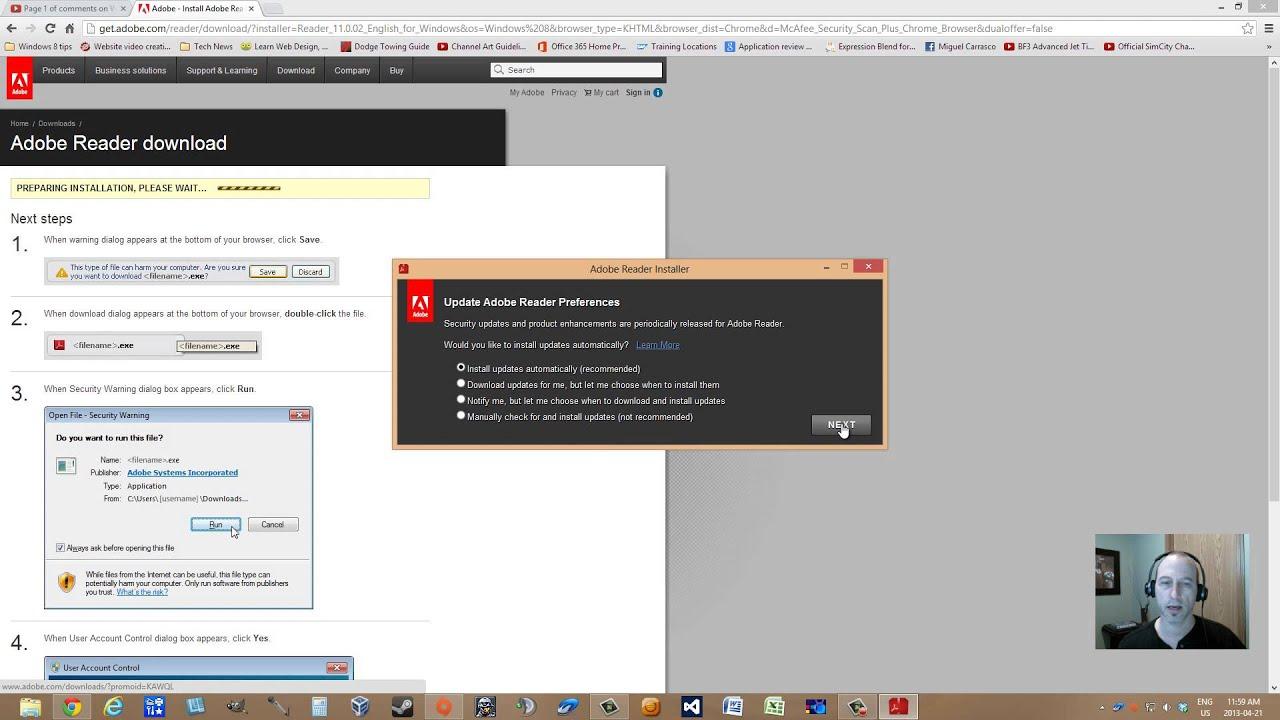 Adobe Pdf For Win8