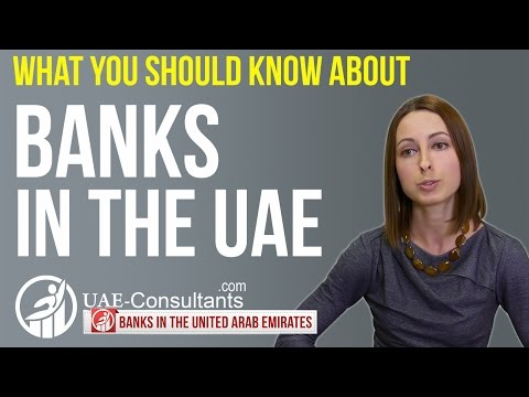 Banks in the UAE