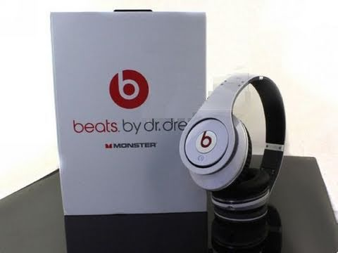 Unboxing - Monster Beats By Dr Dre Studio Edition Headphones